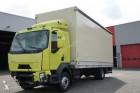 camion Teloni scorrevoli (centinato alla francese) Volvo incidentato