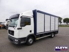 MAN TGL 8.180 E5 EEV MANUAL truck