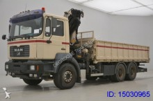 camion MAN 26.414 FE - 6 X 4