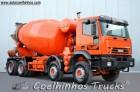 camião betão Iveco usado