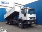 camión Iveco Cursor 350 Eurotrakker, 6x4, Manual, Airco, Stee