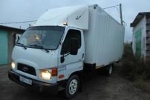 camion fourgon Hyundai occasion