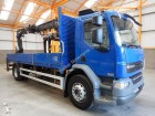 used DAF flatbed truck