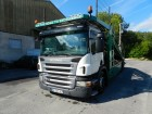 camion porte voitures Scania occasion