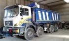 camión MAN F2000 41.403
