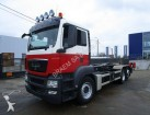 camion polybenne MAN occasion