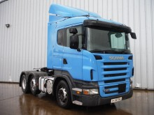 used Scania truck