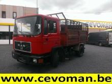camion benă transport piatra MAN second-hand