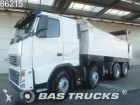 camion Volvo FH16 540 8X4 VEB+ ADR Big-Axle Euro 5