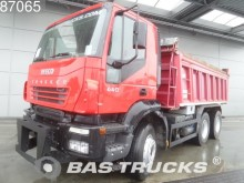 camión Iveco Trakker AD380T45 6X4 Manual+Intarder Big-Axle Eu
