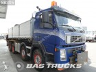 camión Volvo FM12 420 Manual Big-Axle 3-Seiten Euro 3 Hiab 22
