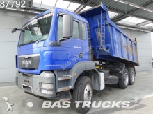 camion MAN TGS 40.390 M 6X4 Manual Analog-Tacho Big-Axle Eu