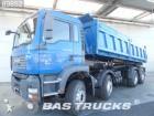 camion MAN TGA 35.400 M Manual Big-Axle 3-Seiten Euro 4