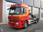 camion multibenne Mercedes occasion