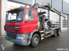 camion multibenne Ginaf occasion