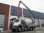 camión hormigón Scania usado