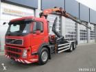 camión Volvo FM 400 6x2 Euro 5 with Palfinger 12 ton/meter cr