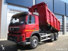 camión Volvo FMX 400 6x4 Meiller 16m3 Full steel Manual