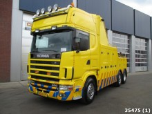camion Scania R 124.400 6X2/4 ecovey tuck