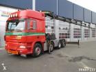 camion DAF 85 FAX CF 480 8x2 Palfinger 72 ton/meter Kran