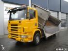 camião tri-basculante Scania usado