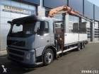 camión Volvo FM 9.300 Retarder with Tirre 14 ton/meter crane