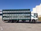 camión para ganado ovino Iveco usado