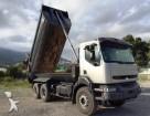camion benă transport piatra Renault second-hand