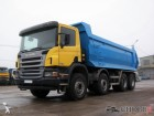 camião basculante Scania usado