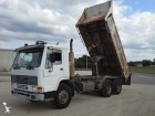 used Volvo two-way side tipper truck