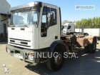 camión portacontenedores Iveco usado