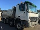 camion benă transport piatra Mercedes second-hand