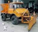 used Unimog chassis truck