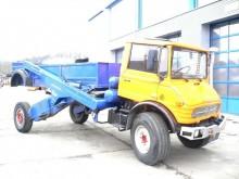 used Unimog aerial platform truck
