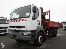 camion Renault Kerax 320 DCI Steelsuspension