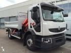 camion bi-benne Renault neuf