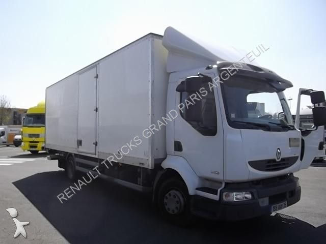 camion renault fourgon midlum 240 4x2 euro 4 occasion n 1451050. Black Bedroom Furniture Sets. Home Design Ideas