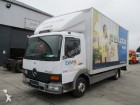 camion Mercedes Atego 818 (FULL STEEL SUSPENSION)