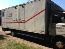 gebrauchter Mercedes Pferdetransporter