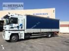 camion camion cu prelata culisanta si obloane Renault second-hand