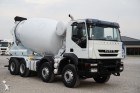 ciężarówka betonomieszarka Iveco używana