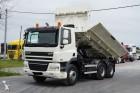 ciężarówka wywrotka DAF używana