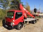 camion cu nacela GSR second-hand