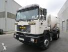 camión MAN DF 33.364 DF STETTER 7M3