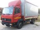 camion cassone centinato teloni scorrevoli Mercedes usato