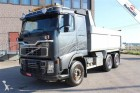 vrachtwagen Volvo FH16.550 - EXPECTED WITHIN 2 WEEKS - 6X4 MANUAL FULL STEEL HUB R