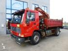 camión Volvo FL 719 285 KRAN ATLAS 85.1