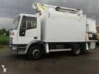 camion cu nacela cu brat articulat telescopic Iveco second-hand