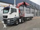 camion multiplu MAN second-hand
