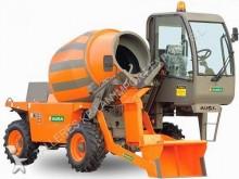 camion béton toupie / Malaxeur Ausa